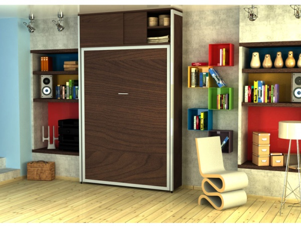 Plakar iznad vertikalnog kreveta zatvoreni model Plakari - Online Prodaja - Vadras