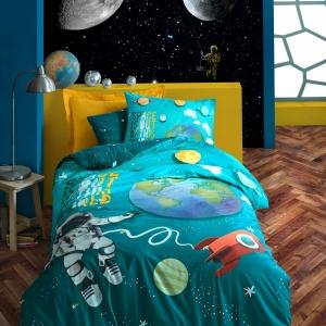 CB Junior line single – Little Astronaut Posteljine - Online Prodaja - Vadras